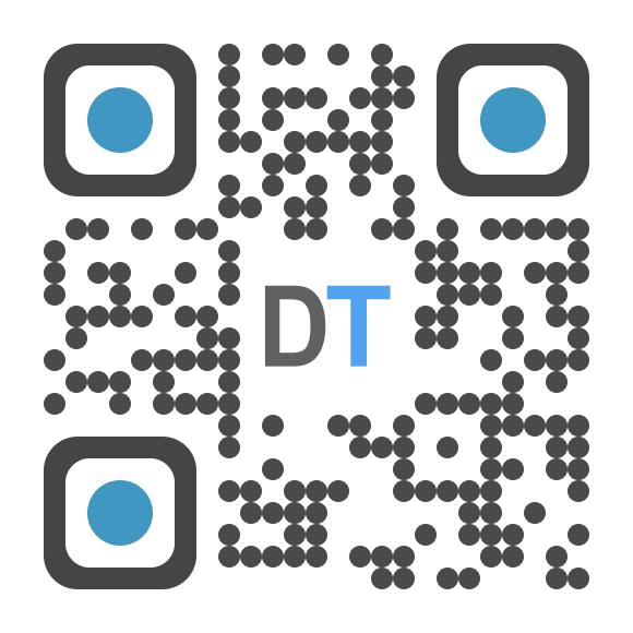 QR kód - digitips.cz web