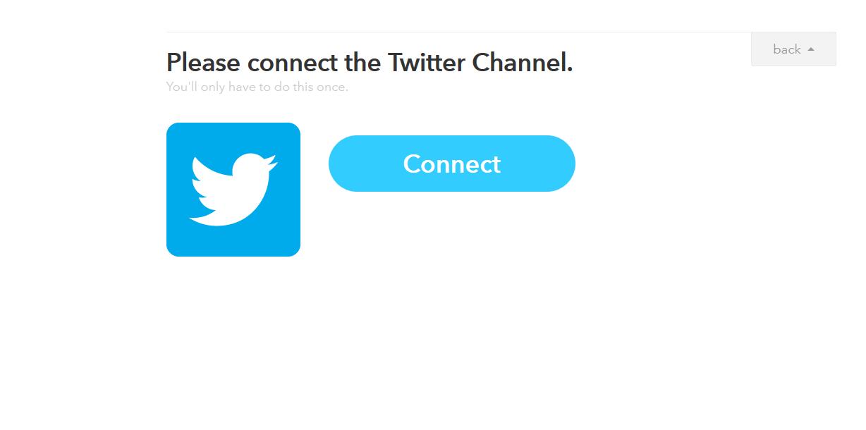 IFTTT - Twitter