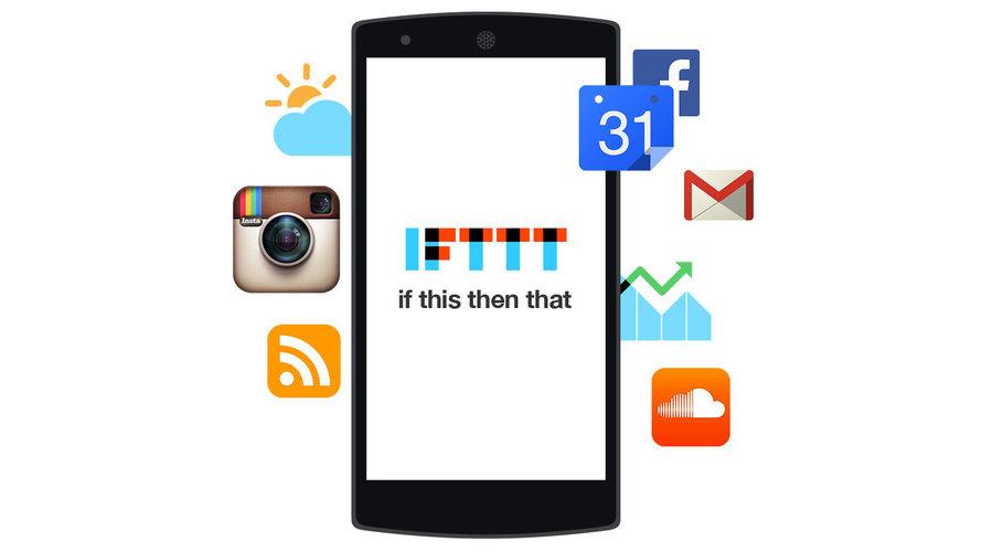 IFTTT – automatizujte své činnosti na internetu