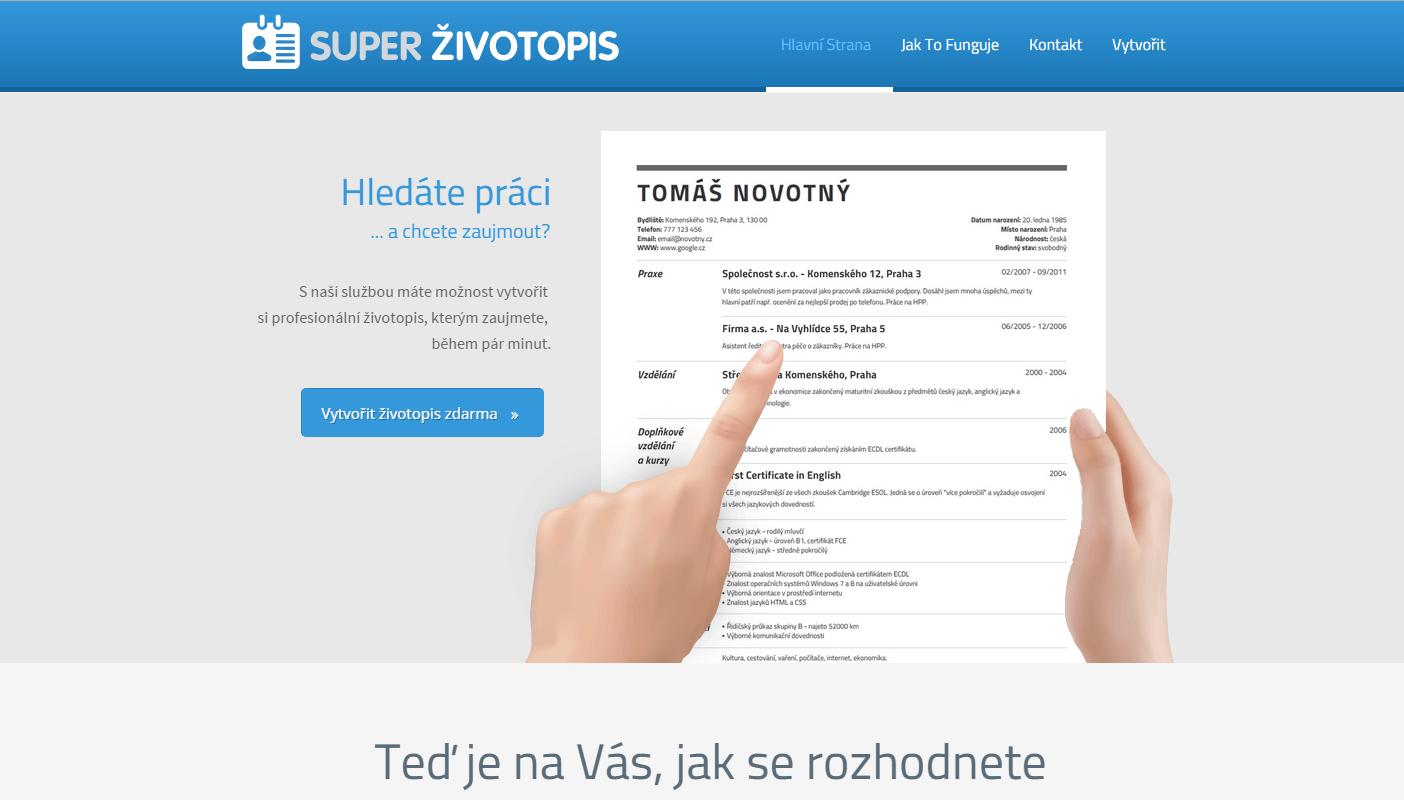 Zivotopis Online Vzor K Vyplneni A Stazeni Zdarma V Pdf Digitips Cz