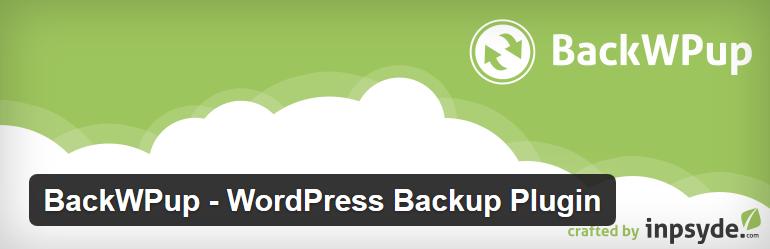 Nejlepší a užitečné pluginy pro WordPress - BackWPup