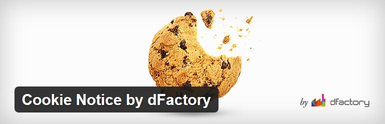 Nejlepší a užitečné pluginy pro WordPress - Cookie Notice