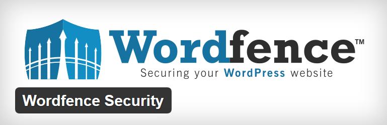 Nejlepší a užitečné pluginy pro WordPress - Wordfence