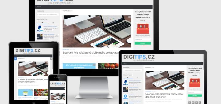 Jak vytvořit náhled webu na počítači nebo mobilu (mockup)