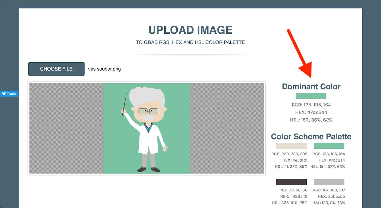Jak zjistit barvu z obrazku 5