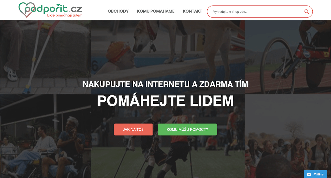 Podporit.cz