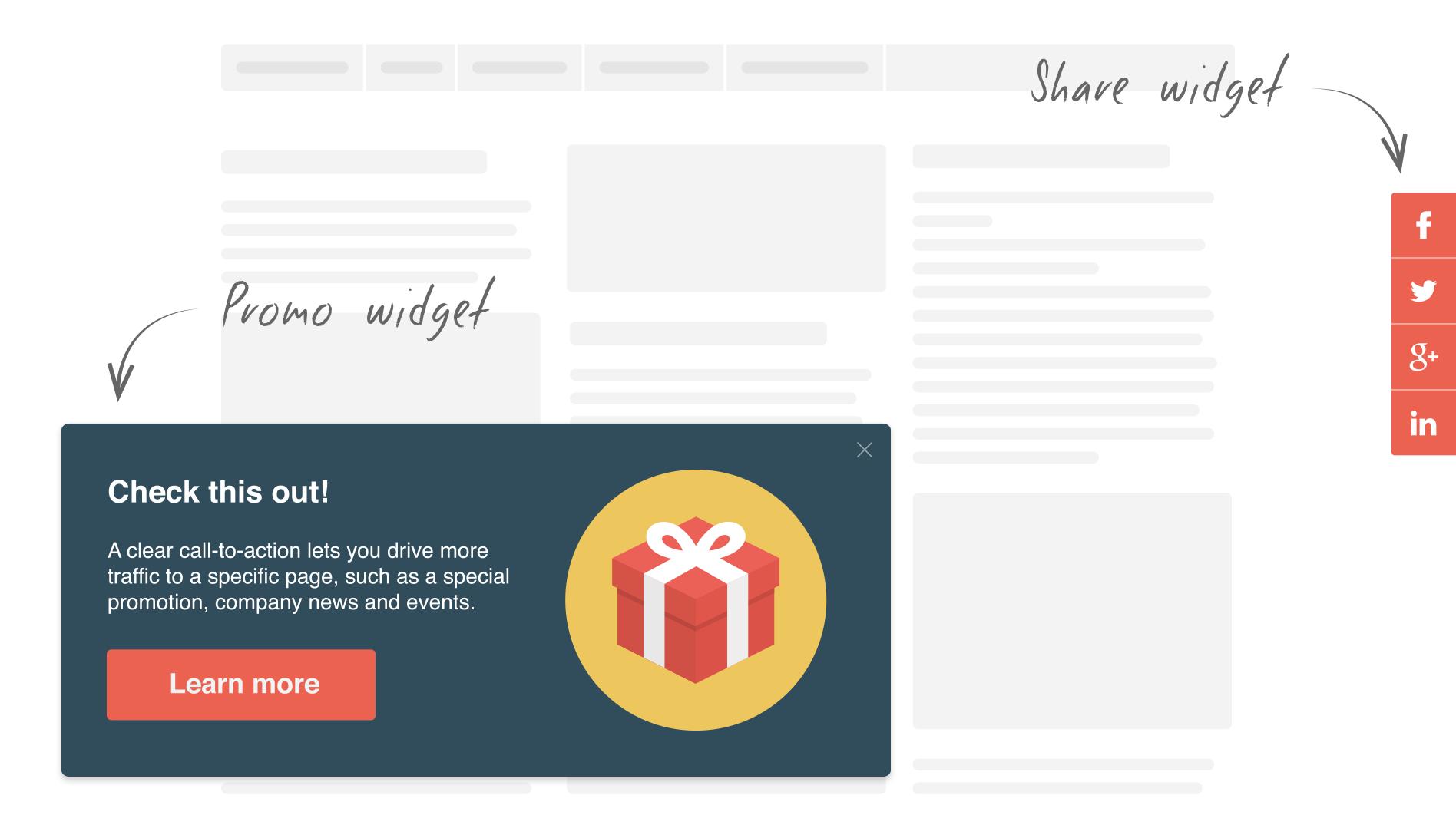 Skvělý plugin s widgety na váš web